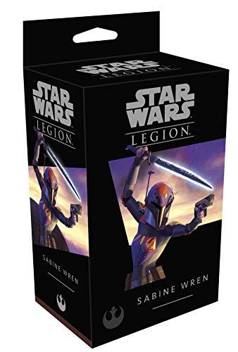 Sabine Star Wars - Fantasy Flight Games Sw Legion: Sabine