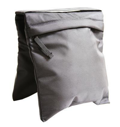 2 Pack Durable Canvas Pro-Video Production Tripod Sandbags by ProAm USA