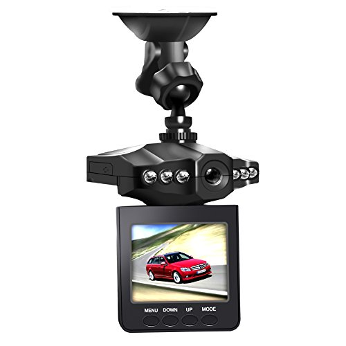 Dash Cam, Dash Camera, MONOLED 2.5