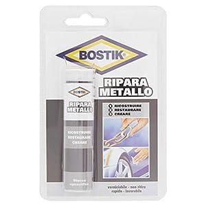 Bostik 10910 Ripara GR.56, Grigio Metallo 41m Jb9NjtL. SS300