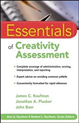 Essentials of Creativity Assessment (Essentials of Psychological Assessment)