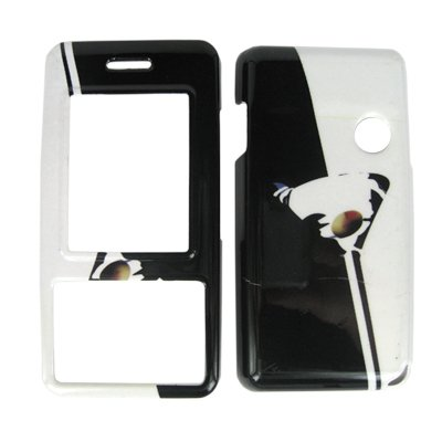 MARTINI COCKTAIL snap on hard case faceplate for LG Vx8500 Chocolate (many other designs ()