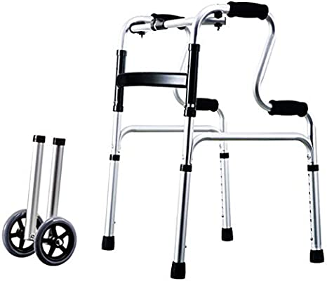 andador discapacitado para los Ancianos apoyado apoyabrazos ...