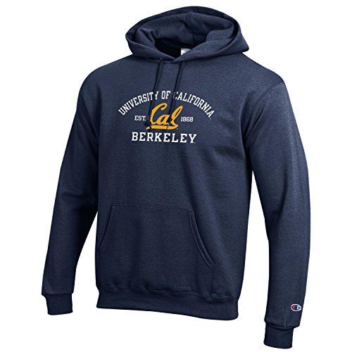 Bag2School UC Berkeley Cal Bears Champion NCAA Hooded Sweatshirt - Berkeley Cal Hoodie
