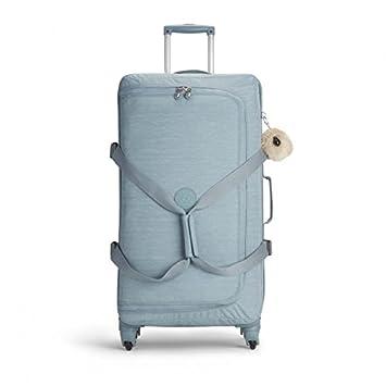 Kipling Cyrah L Equipaje de mano, 79 cm, 101.5 Litros, Azul (Dazz Soft Aloe): Amazon.es: Equipaje
