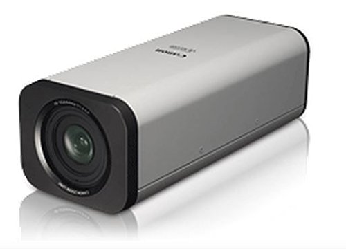 Canon VB-M720F Fixed Box Network Security Camera with 1.3 Megapixel Resolution 1280 x 960 by Canon