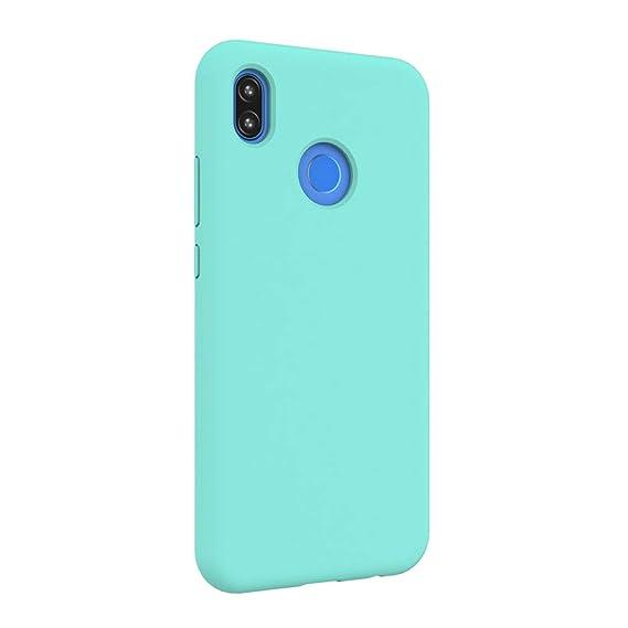 Amazon.com: Compatible Huawei P20 Lite Cover, Silicone ...