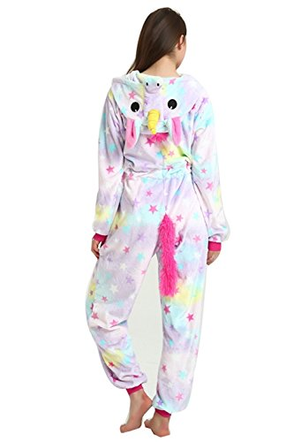 Di Cosplay Anime Unicorn Adult Halloween Chipmunk Missley Costume Pajama pTWBn6wWYR