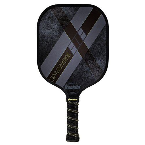 Franklin Sports Pickleball Paddle - PMI Core - X-Charge - USAPA Approved