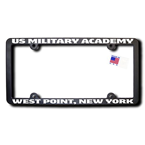 US MILITARY ACADEMY - WEST POINT, NEW YORK License Frame