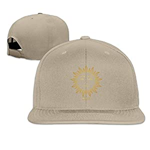 Sun 2017 New Style Cap Hat School Cotton Baseball Cap Boys Girls Hip Hop Flat Hat HAILIN TATTOO