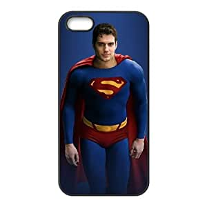 Superman iPhone 4 4s Cell Phone Case Black