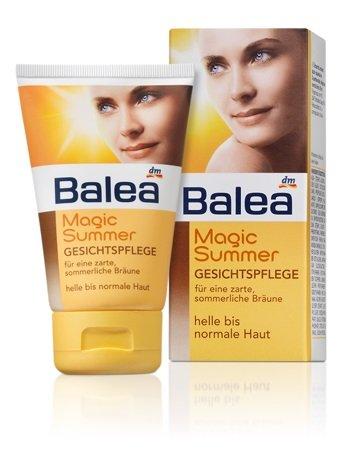 aco sunkissed self tanning face cream