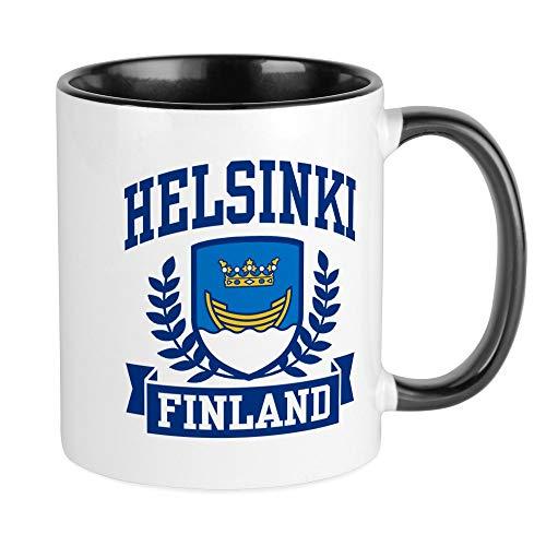 (CafePress Helsinki Finland Mug Unique Coffee Mug, Coffee Cup)