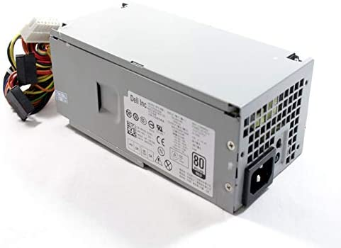 NEW Dell 250W Power Supply W206D Vostro 200s 220s 260s Inspiron 530S