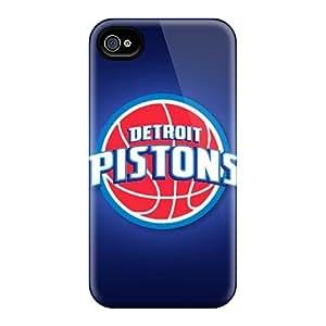 New Xsx26864SzmN Detroit Pistons Skin Cases Covers Shatterproof Cases For Iphone 6plus Black Friday