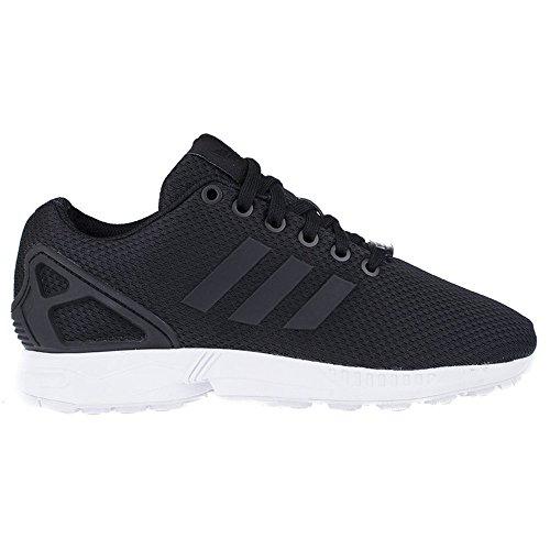 Adidas Originals Zx Flux W Formadores las zapatillas de deporte (uk 5 6.5 Nosotros Eu 38, Cblack / c CBLACK/CBLACK/FTWWHT AQ3231