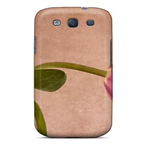 Fashion VXGMfti2251qYWbg Case Cover For Galaxy S3(sad Tulip)