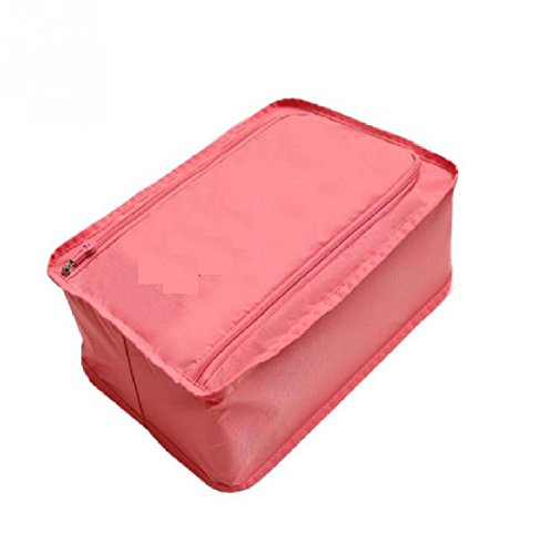 vepson portable Travel Shoe Storage Pouch  Multicolor