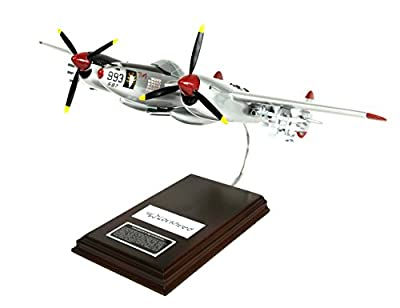 "Mastercraft Collection Lockheed P-38J Lightning ""Marge"" Model Scale:1/32"