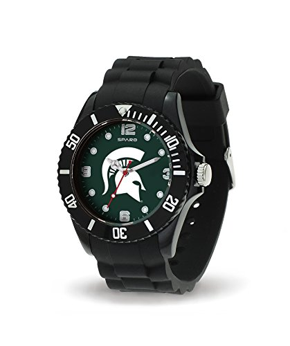 Rico Industries NCAA Michigan State Spartans Spirit Watch