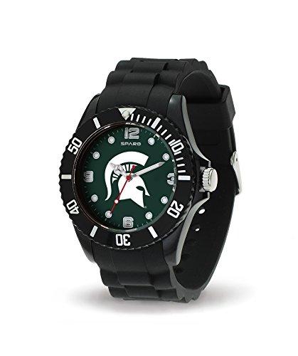 Rico Industries NCAA Michigan State Spartans Spirit Watch ()