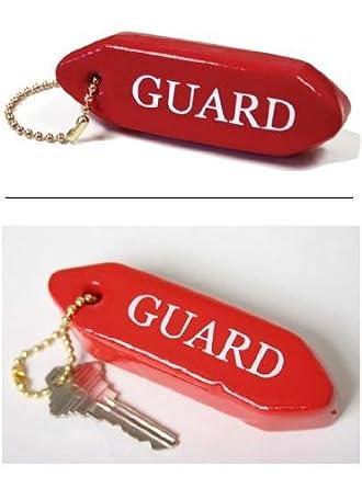 Lifeguard Llavero - Tubo de rescate: Amazon.es: Amazon.es