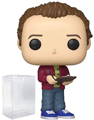 Funko TV: Big Bang Theory - Stuart Bloom Pop! Vinyl Figure (Includes Compatible Pop Box Protector Case)]()