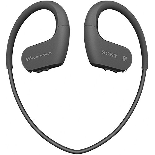 Sony Walkman NW-WS623 4GB* Wearable MP3 Player Black NWWS623/B