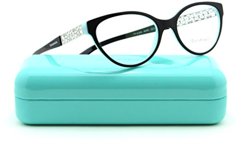 5370490197e Tiffany   Co. TF 2129 Women Oval Eyeglasses RX - able Frame (8055) 53mm
