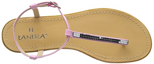 Tantra Sandals with detail - Sandalias para mujer Pink