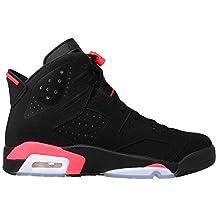 Air 6 Retro Black Infrared AJ6 Basketball Shoes For Mens Womens