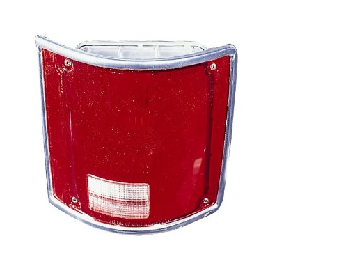 - Chevy Blazer / Jimmy / Suburban / C10 78-91 Tail Light Assembly Lens Rh US Passenger Side with Chrome TRIM FleetSide