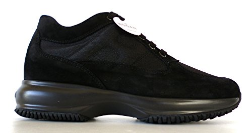 Hoigan, Mine Damer Sneaker Sort Sort