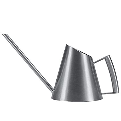 Amazon.com: Fasmov - Bote de riego de acero inoxidable con ...