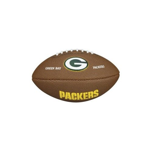 NFL Mini Team Logo Ball Green Bay Packers