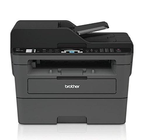 Brother MFC-L2710DN 1200 x 1200DPI Laser A4 30ppm Multifuncional - Impresora multifunción (Laser, Impresión en Blanco y Negro, 1200 x 1200 dpi, 250 Hojas, A4, Negro, Gris)