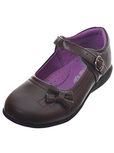 School Rider Girls' Mary Jane Shoes