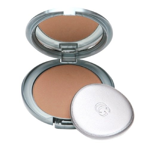 CoverGirl Advanced Radiance Age-Defying Pressed Powder, Soft Honey [125], 0.39 (Soft Compact Powder)