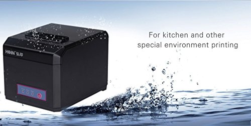 HOIN BIS Certified High Speed 80 mm thermal printer USB + Wi-Fi Interface