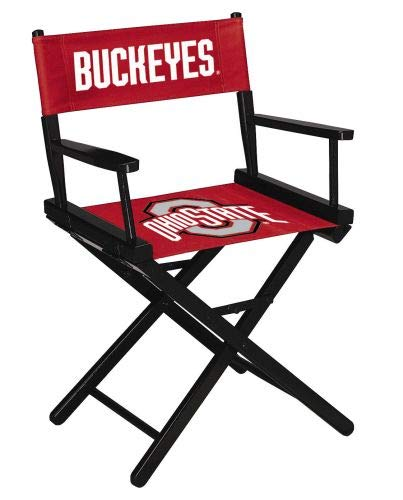 Game Ohio State Table (Imperial Officially Licensed NCAA Merchandise: Directors Chair (Short, Table Height), Ohio State Buckeyes)
