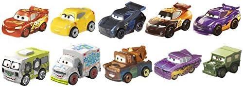 Disney Pixar Cars Mini Racers 10-Pack: Amazon.es: Juguetes y juegos