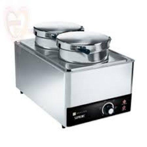 (Server Supreme Stainless Steel Full-Size Pan Warmer, 1500 Watt - 1 each.)
