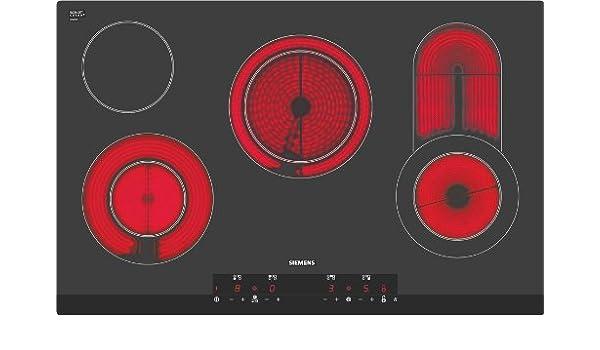 Siemens ET801EC11 - Cocina vitrocerámica con sistema de ...
