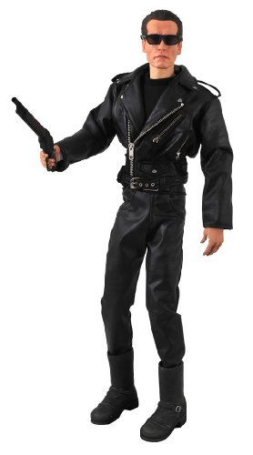 Terminator 2: Judgment Day: Ultimate Quarter Scale T-800 Action Figure