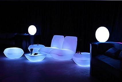 GOWE impermeable Vondom | almohada silla de salón LED luminoso ...
