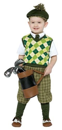 Future Golfer Toddler Costume - Small ()