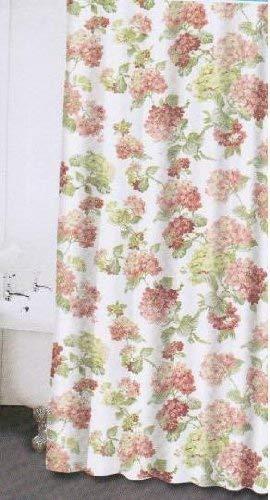 Waverly Rolling Meadow Chiffon, Waverly Fabric Shower Curtain (Curtain Shower Waverly)