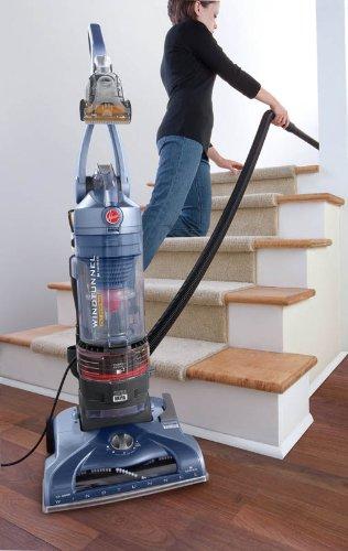 Hoover Rewind Bagless Upright Vacuum,