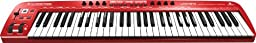 Behringer U-Control UMX610 61-Key USB/MIDI Controller Keyboard with USB/Audio Interface